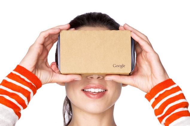 Obr. 4 Google Carboards