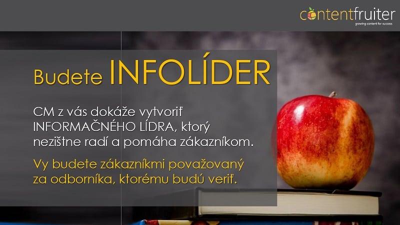 budete informacny lider