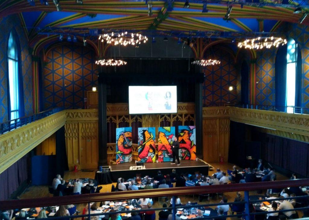 Čo som si odniesla z konferencie CMA Live v Edinburghu?