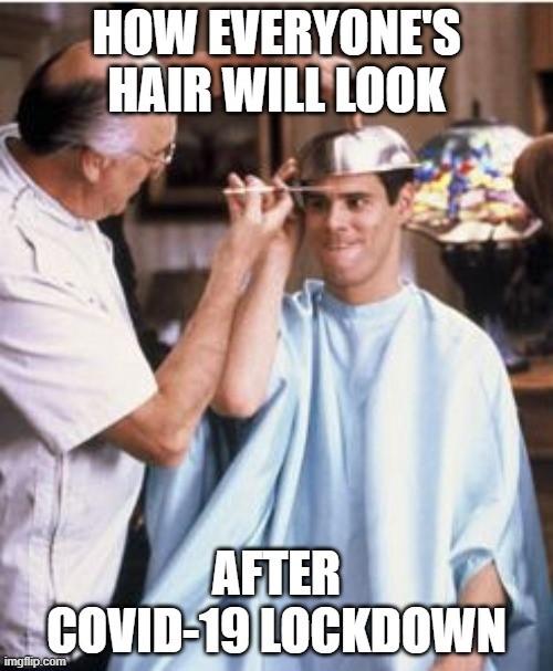 barbershopy počas koronakrízy