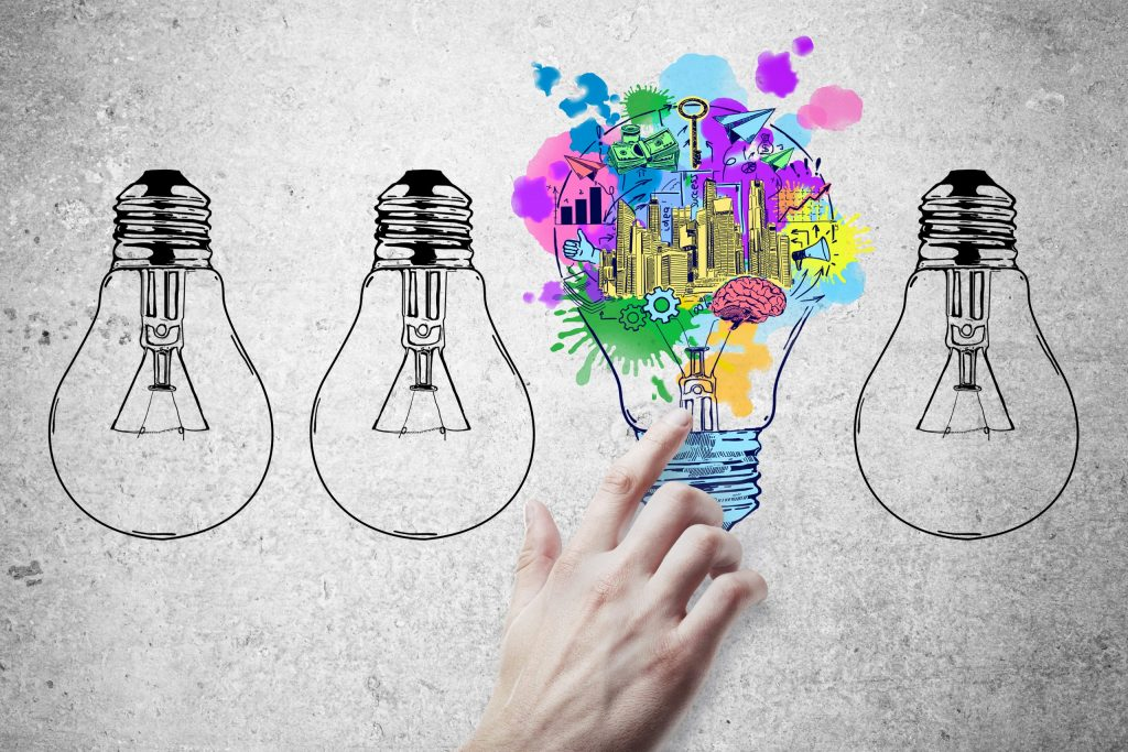 7 tipov, ako naštartovať kreatívne myslenie